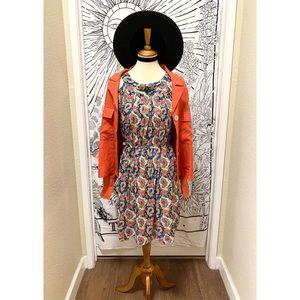 🌈 Amazing beaded paisley dress